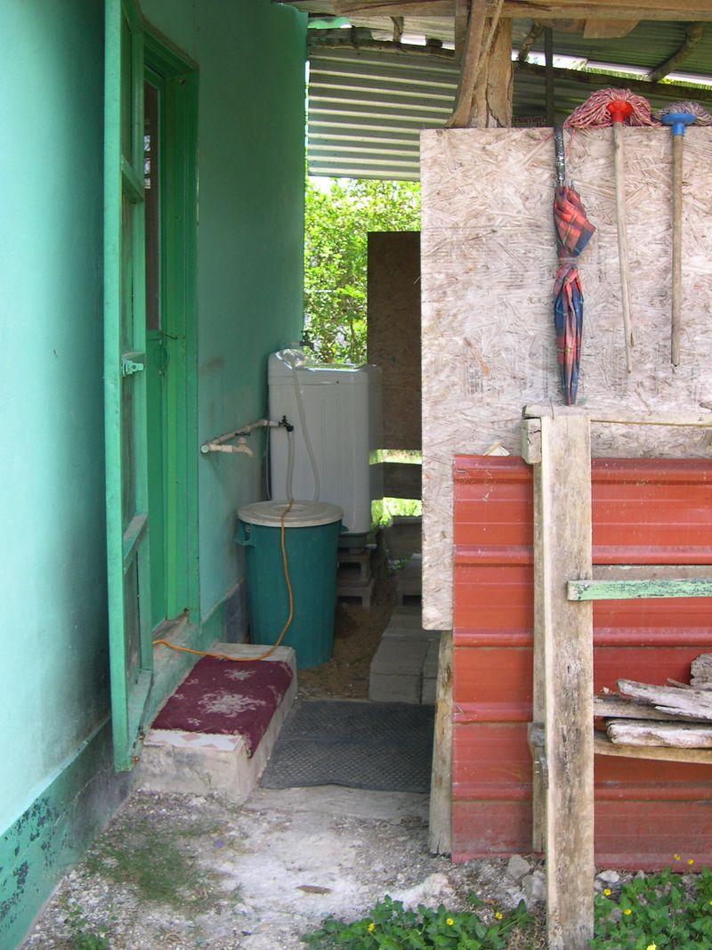 Spinner washer