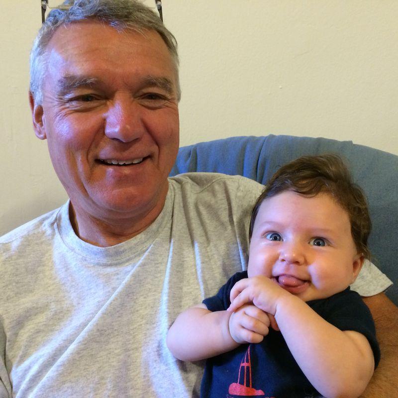 Grampa & LenaLorraine