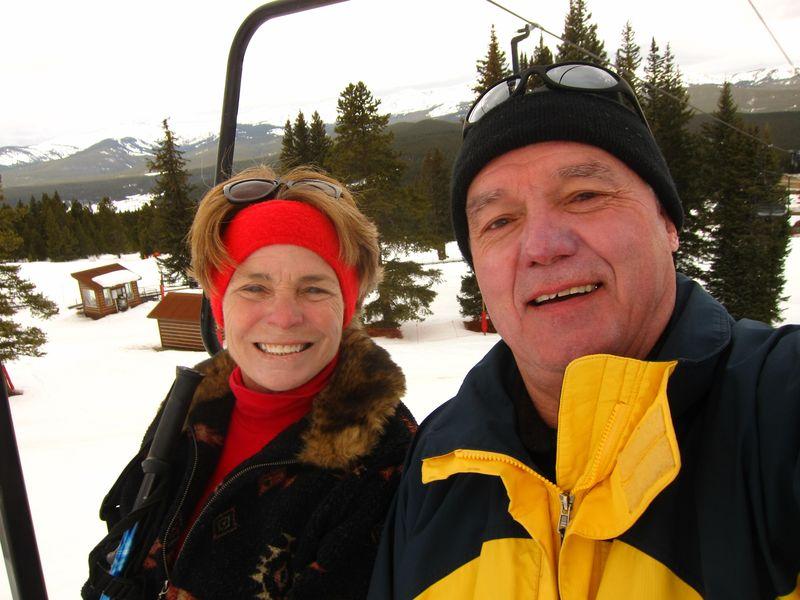 Ski Cooper lift