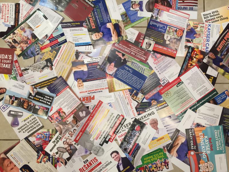 Campaign junk